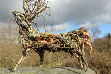 19 Twig stag. Small