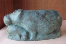 Hippo n Calf