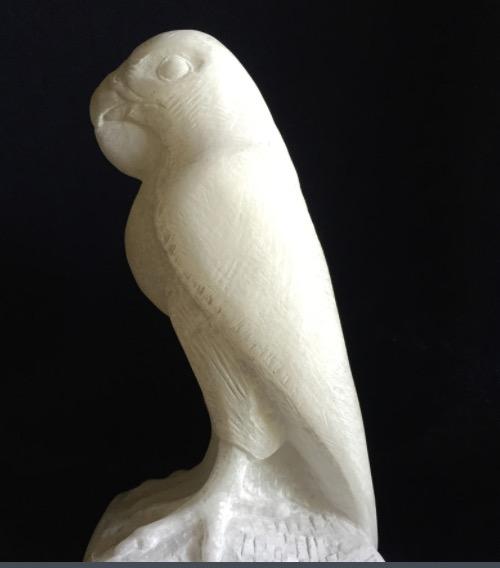 Alabaster Hawk